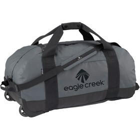 Eagle Creek No Matter What Rolling Duffel Large stone grey